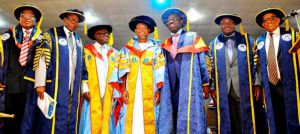 Read more about the article GVU Honours Ogbeni Rauf Aregbesola, Governor Of The State