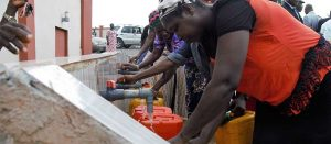 Read more about the article GLORIOUS VISION UNIVERSITY, OGWA COMMISSIONS A WATER PROJECT FOR OGWA COMMUNITY