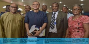 Read more about the article GVU ORGANISES INTERNATIONAL CONFERENCE IN HONOUR OF PROFESSOR BENARD AIGBOKHAN